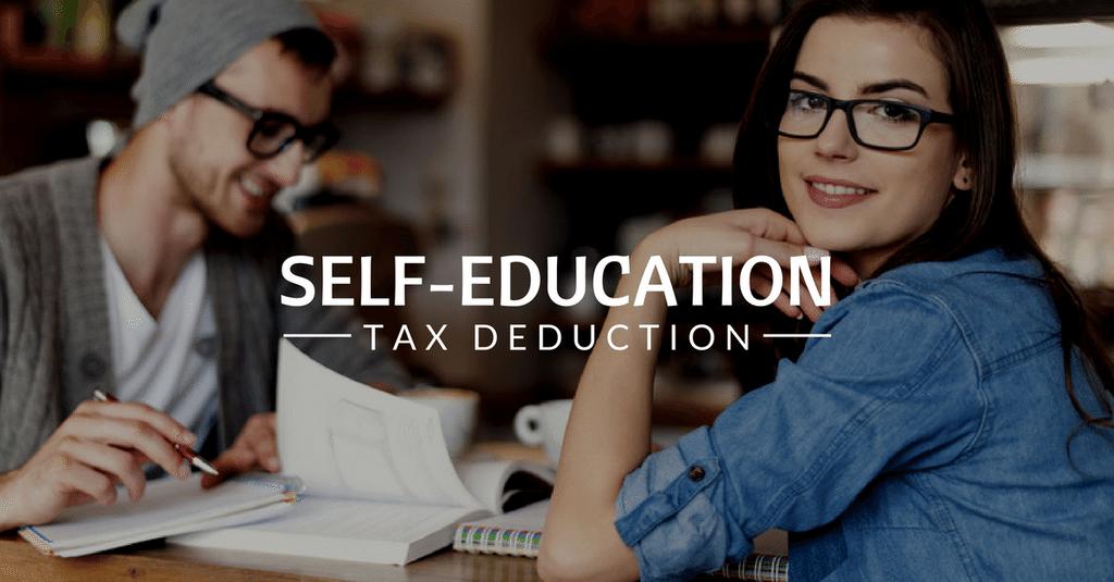 Tax Return - Tax Deduction for Self Education?