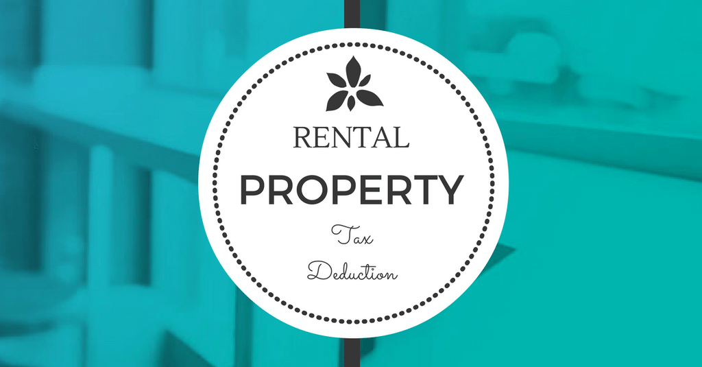 Tax Return - Tax Deduction for Rental Property?