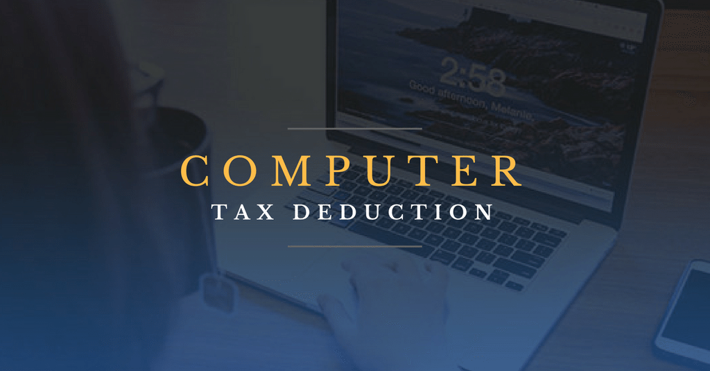 Tax Return - Tax Deduction for Computer or Laptop?