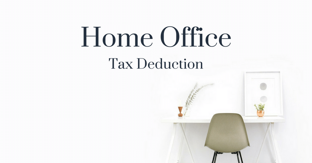 Tax Return - Tax Deduction for Home Office Expenses?