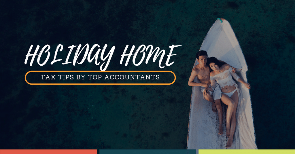 Tax Return - Tax Deduction for Holiday Rental Property?