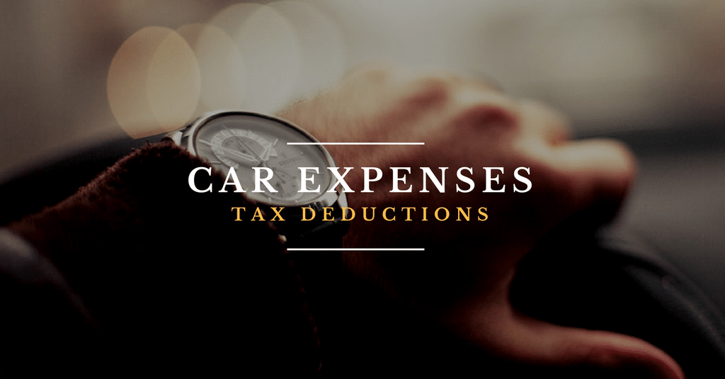 Tax Return - Tax Deduction for Car Expenses?