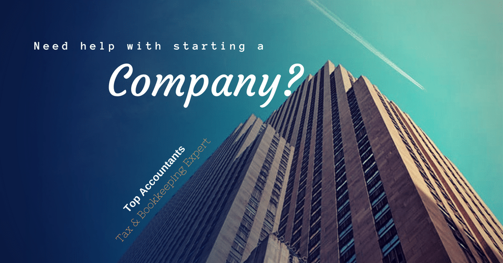 Bookkeeping - Need Help with Starting a Company?